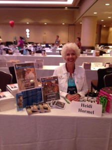 Literacy Autographing at Romance Writers of American conference in NYC.