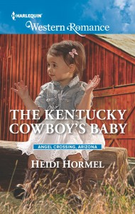 Cover-Kentucky Cowboy's Baby